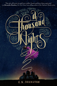 thousand nights johnston
