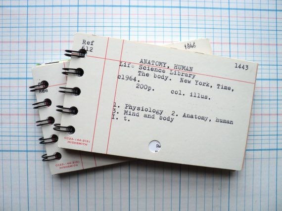 gift library-card-notebook