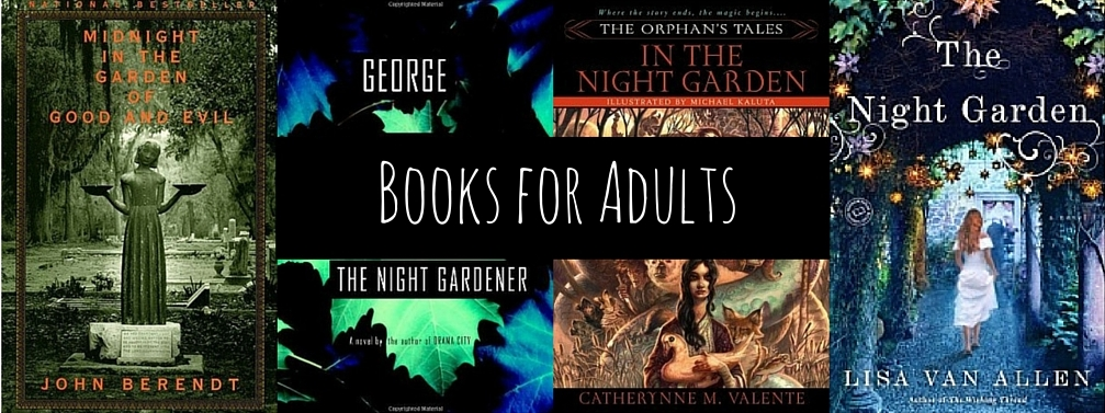 night garden for adults