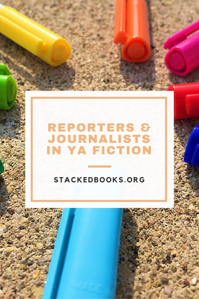 YA Books About Young Reporters and Journalists