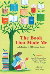 the-book-that-made-me-a-collection-of-32-personal-stories-by-judith-ridge
