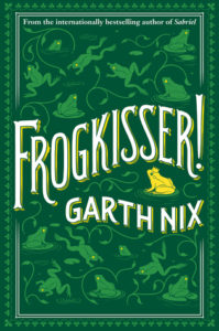 Frogkisser by Garth Nix