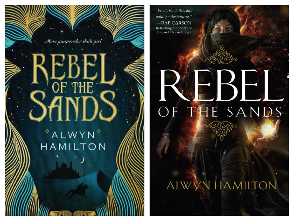 rebel of the sands hardcover:paperback