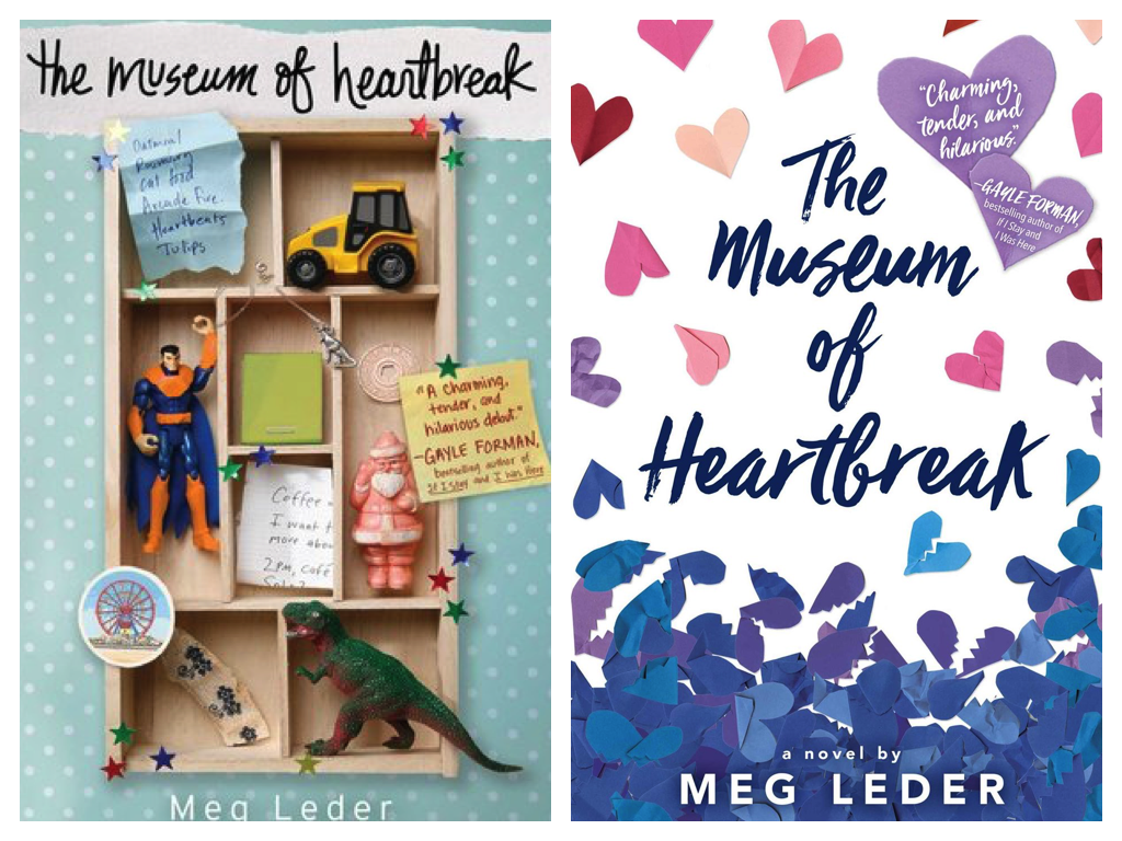 the museum of heartbreak hardcover:paperback