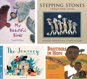 picture book refugees