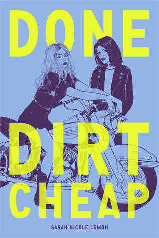 Done Dirt Cheap stole my heart, bewitching me with beautiful prose, gorgeous setting, and amazing characters that walked straight off of the page and into my heart. God. This book was a modern fairy tale that was a delightful, dark mix of Sons of Anarchy and Stand By Me. I really hope that SNL has another project in the works, because now Reviews: