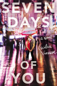 Seven Days of You by Cecelia Vinesse