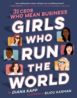 Girls who run the world book